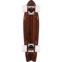 Globe Bantam ST Walnut Brown 24.0 Complete Cruiser Skateboard