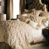 Dian Austin Couture Home Neutral Modern Bed Linens