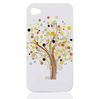 Talon Phone Shell for Apple iPhone 4 - Contempo Tree: Cell Phones & Accessories