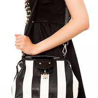 Nila Anthony Bag Winona Juice in Black & White