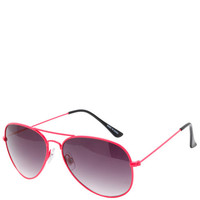 Womens - Minicci - Women's Moonbeam Aviator Sunglasses - Payless Shoes