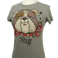 Boris Bulldog - House of Fluff Tee