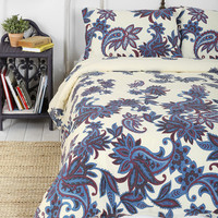 Magical Thinking Paisley Blossom Duvet Cover