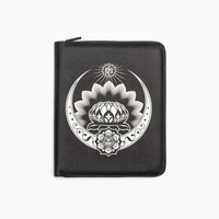 Incase - Shepard Fairey Coated Canvas iPad 3rd Gen Portfolio (Lotus Ornament)