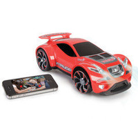 The Smartphone Directed Video Spy Car - Hammacher Schlemmer