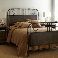 Maribelle Iron Bed