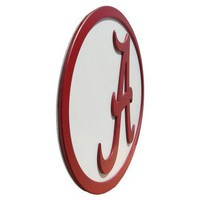 "Fan Creations University of Alabama 31"" 3D Logo Wall Art - C0524-Alabama - All Wall Art - Wall Art & Coverings - Decor"