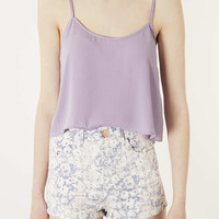 Crop Strappy Cami - New In This Week - New In - Topshop USA