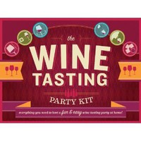 The Wine Tasting Party Kit - Whimsical & Unique Gift Ideas for the Coolest Gift Givers