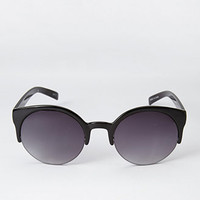 F6615 Round Sunglasses