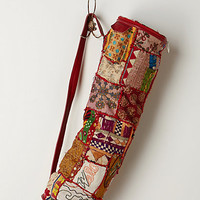 Vintage Tapestry Yoga Bag