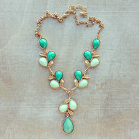 Pree Brulee - Halcyon Necklace