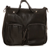 Street Level Bag Saint Ciaga in Black