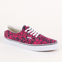 Vans Era 59 Tribal Pink Shoes at PacSun.com