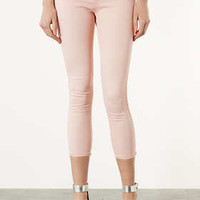 MOTO Pale Pink Crop Jeans - New In This Week  - New In