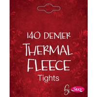 Amazon.com: Silky 140 Denier Fleece Lined Tights: Clothing