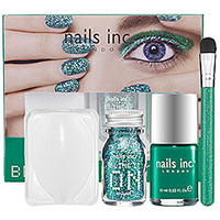 Sephora: nails inc. : Bling It On Emerald Kit : nail-sets-nails-makeup