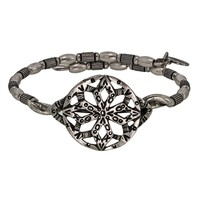 Alex and Ani Baraka Wrap - Russian Silver