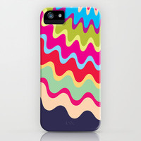 Melting Ice Cream #2 iPhone & iPod Case by Ornaart