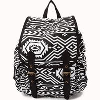 Tribal Pattern Backpack | FOREVER21 - 1031557717