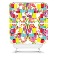 DENY Designs Home Accessories | Ingrid Padilla Colorblox Shower Curtain