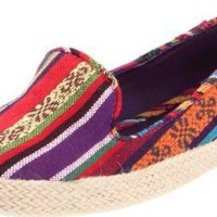 Amazon.com: ZiGiny Women's Haiky Closed-Toe Espadrille Slip-On: Shoes