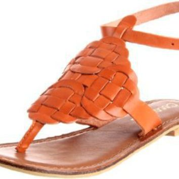 Amazon.com: Coconuts by Matisse Women's Caesar Ankle-Strap Sandal: Shoes