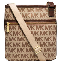 MICHAEL Michael Kors  Monogram Large Crossbody