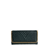 Quilted Chain Edge Purse