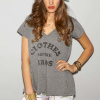 Local Celebrity Clothes Before Bros Jovi Tee in Heather Grey