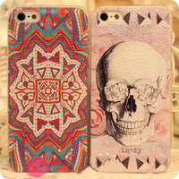 Fashion Totem and Skull For Iphone4/4S/5