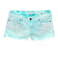 Bullhead Black DIY Tumble Dye Shorts at PacSun.com