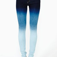 Easy Fade Skinny Jeans