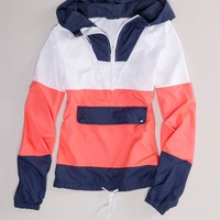 Hooded Anorak