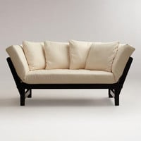 Natural Studio Day Sofa Slipcover | World Market