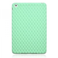 Soft Mint Green Waving Case for iPad Mini