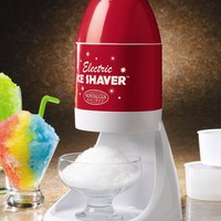 Electric Ice Shaver by Nostalgia Electrics