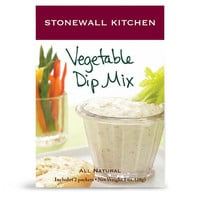 NEW Stonewall Kitchen Vegetable Dip Mix