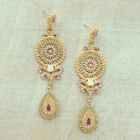 Pree Brulee - Empress Wedding Earrings