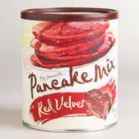 My Favorite Red Velvet Pancake Mix