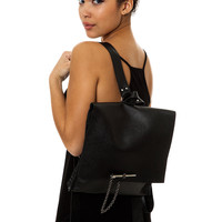 deWolfe Bag Bitty Chain Festival Pack in Black