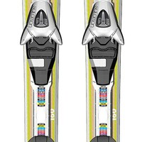 Salomon BBR Limelite Skis with Bindings - Women's - 2012/2013