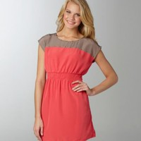 Takara Colorblock Dress | Dillards.com