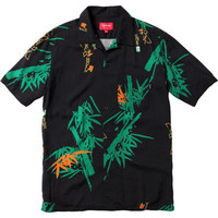Supreme: Bamboo Shirt - Black