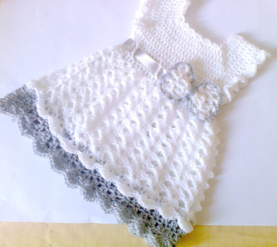 Crochet Baby Clothes : newborn baby girl crochet dress patterns free Car Tuning