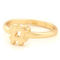 Trending Tidbit Knuckle Ring | Mod Retro Vintage Rings | ModCloth.com