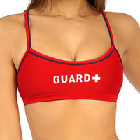 Sporti Guard Reversible Solid Top at SwimOutlet.com