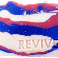 Merica Peppermint, Spearmint, Lemon, & Rosemary Cold Process Vegan American Soap Bar