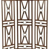 Wrought Iron Screen - One Kings Lane - Vintage & Market Finds - Furniture