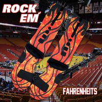 Fahrenheit Custom Nike Elite Socks | Rock 'Em Apparel